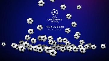 Стали известны пары 1/4  и 1/2 финала Лиги чемпионов