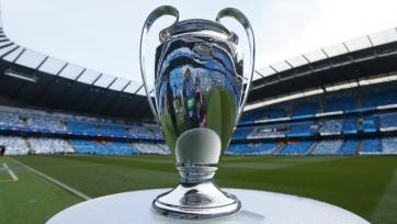 Состоялась жеребьевка 1/4 и 1/2 финала Лиги чемпионов: известны все пары плей-офф