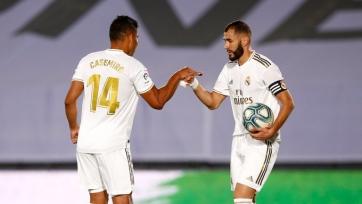 Чемпионат Испании. «Реал» на своем поле уверенно обыграл «Алавес»