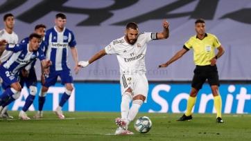 «Реал» является обладателем лучшей разницы по пенальти в текущем чемпионате Испании