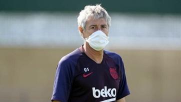 Сетьен: «Барселона» делает все возможное, но «Реал» выигрывает все матчи»