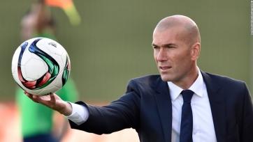 Зидан: «Реал» - самый важный клуб в истории»