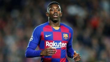 Дембеле не намерен уходить из «Барселоны» в «Манчестер Юнайтед»
