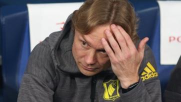Карпин: «Это ненормальный чемпионат России. Нет предела человеческой мерзости»