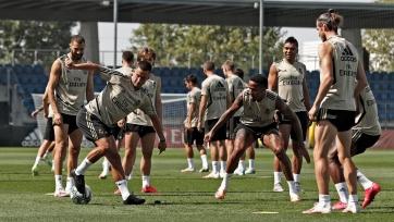Азар вернулся в состав «Реала», попав в заявку на матч с «Гранадой»
