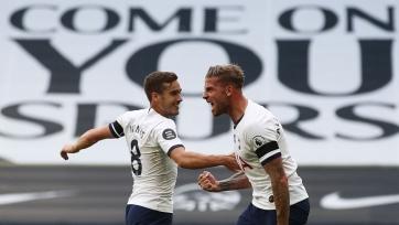 Алдервейрелд: «Нам с «Арсеналом» немного повезло»
