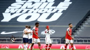 «Арсенал» находится на пятилетней серии неудач с командами из топ-6 АПЛ