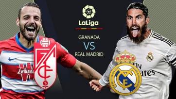 «Гранада» - «Реал». 13.07.2020. Где смотреть онлайн трансляцию матча
