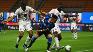 Чемпионат Италии. «Интер» в волевом стиле обыграл «Торино», и результаты других матчей 32 тура