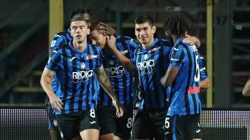 «Аталанта» вышла на второе место в Европе по голам