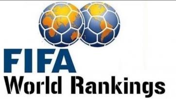 ФИФА презентовала новую версию рейтинга сборных, ставшую копией предыдущего реестра