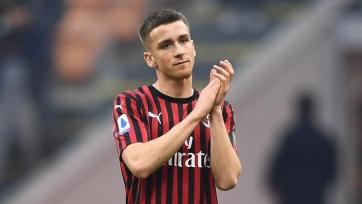 Салемаркерс открыл счет своим голам за «Милан», пойдя по стопам соотечественника Геретса
