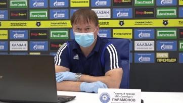 «Оренбург» сообщил об уходе наставника команды