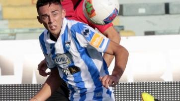 «Ювентусу» интересен молодой защитник «Пескары»