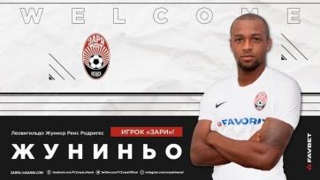 «Заря» подписала бразильского защитника македонского «Вардара»