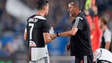 Сарри: «Роналду вчера был очень мотивирован и хотел играть»