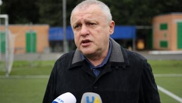 Игорь Суркис: «Надеюсь на мудрость болельщиков»
