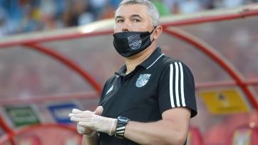 Тульский «Арсенал» оставил Подпалого на посту главного тренера