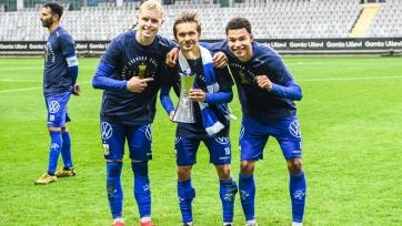 «Гетеборг» выиграл Кубок Швеции и сыграет в квалификации Лиги Европы