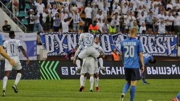 Действующий чемпион Беларуси «Динамо-Брест» прервал серию игр без побед