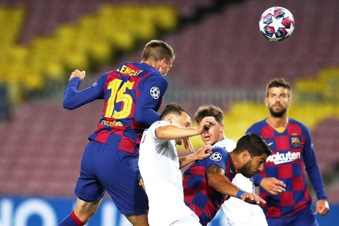 «Барселона» - «Наполи» - 3:1. Текстовая трансляция матча