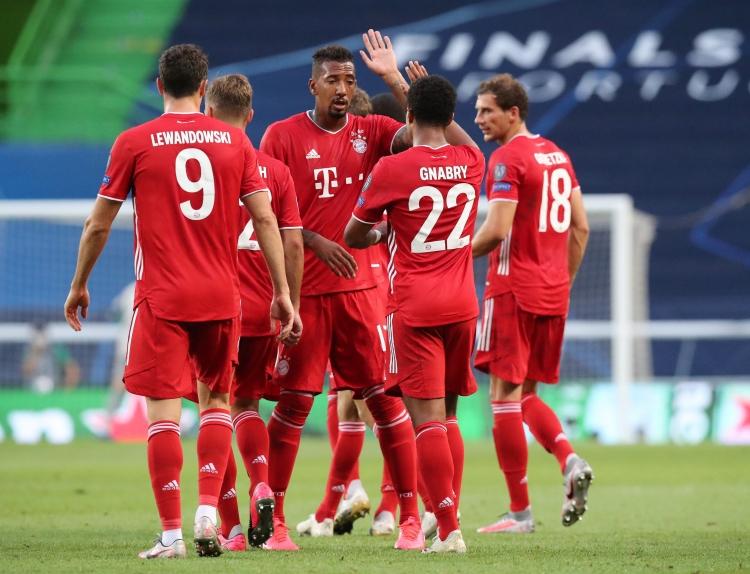 «Бавария» разгромила «Лион» в полуфинале Лиги чемпионов