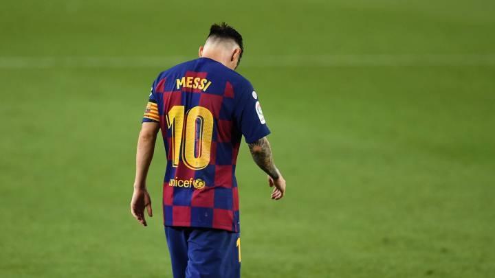 Невозможная история. Взгляд инсайдера на возможный уход Лионеля Месси из «Барселоны»