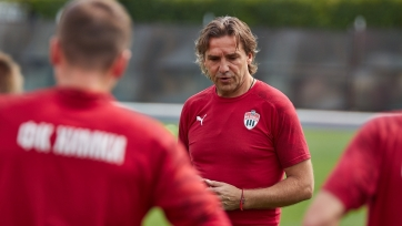 Юран: «Я – действующий тренер команды»