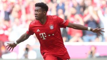«Бавария» проведет новый раунд переговоров с Алабой