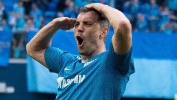 Дзюба признан лучший игроком РПЛ сезона 2019/20