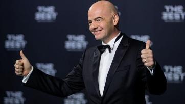 Инфантино останется во главе ФИФА на время расследования уголовного дела