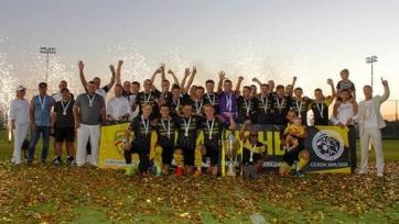«Евпатория» выиграла чемпионат Крыма