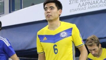 «Рубин» может подписать хавбека «Кайрата» и сборной Казахстана