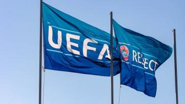 Матчи плей-офф еврокубков будут начинаться с минуты молчания