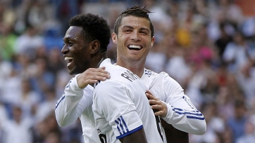 Адебайор: «Такие игроки, как Роналду, появляются раз в 200 лет»