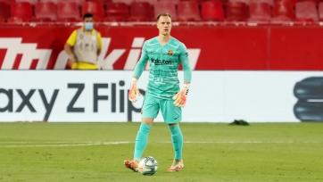 Тер Штеген согласовал новый контракт с «Барселоной»