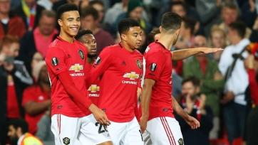«Манчестер Юнайтед» вышел в 1/4 финала Лиги Европы