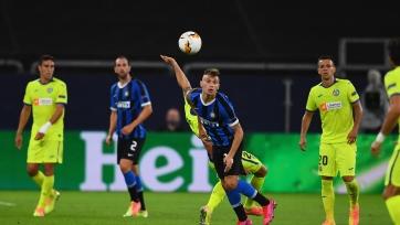 «Интер» прошел «Хетафе» в 1/8 финала Лиги Европы