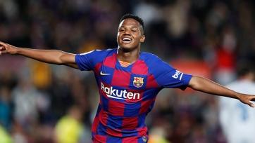 «Барселона» близка к продлению контракта с Фати
