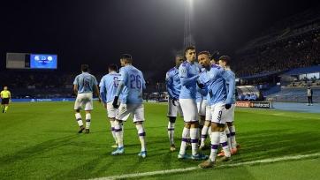 «Манчестер Сити» нужны еще 4 игрока