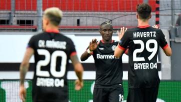 «Байер» повторно обыграл «Рейнджерс» в 1/8-й Лиги Европы