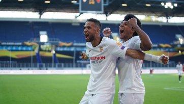 «Севилья» выбила «Рому» из плей-офф Лиги Европы