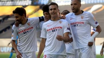 «Севилья» сделала основательную заявку на победу в Лиге Европы