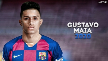 Официально. Густаво Майя – игрок «Барселоны»