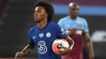 Определились все пары 1/4 финала Лиги Европы, Виллиан приблизился к «Арсеналу», «Интер» подписал Санчеса на постоянную основу