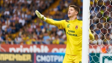 Беленов признан лучшим игроком «Уфы» минувшего сезона