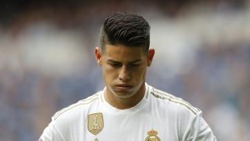 Хамес больше не сыграет за «Реал»