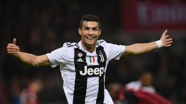 Роналду остался доволен приходом Пирло на тренерский мостик в «Ювентусе»