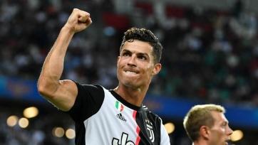 Роналду стал лучшим игроком «Ювентуса» по итогам сезона-2019/2020