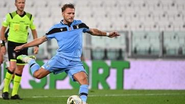 Иммобиле завершит карьеру в «Лацио»